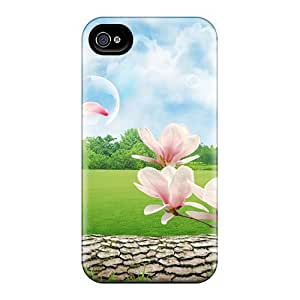 BnqfBrU7220ZPoeC Snap On Case Cover Skin For Iphone 4/4s(spring So Beautiful)