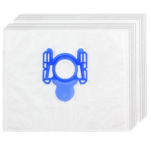 Spares2go Microfibre Cloth Bags For Electrolux Vacuum Cleaner (Pack of 10) by Spares2go