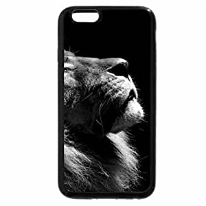 iPhone 6S Case, iPhone 6 Case (Black & White) - dear God