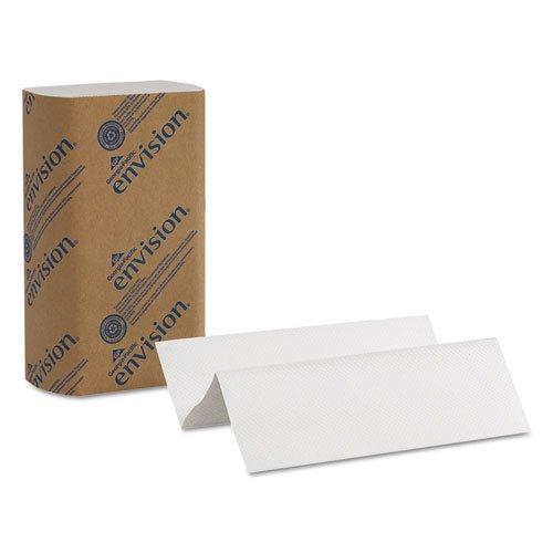 Georgia Pacific Professional Multifold紙タオル、1-ply、9 1 / 5 x 9 2 / 5、ホワイト、250 /パック、16パック/カートン B073XZV5JF