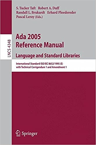 Ada 2005 Reference Manual. Language and Standard Libraries: