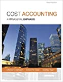 img - for Cost Accounting (15th Edition) by Charles T. Horngren Srikant M. Datar Madhav V. Rajan15 edition (Textbook ONLY, Hardcover) book / textbook / text book