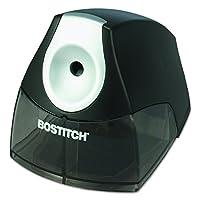 Afilador de lápices eléctrico personal Bostitch, negro (EPS4-NEGRO)