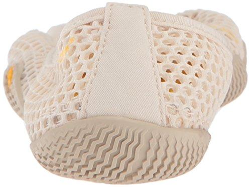 Vibram Damen VI-B Fitness- und Yoga-Schuh Weiße Kappe