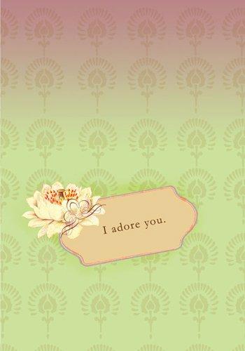 Amazon.com: Gift Card Papaya - I Adore You- Blank inside: Health ...