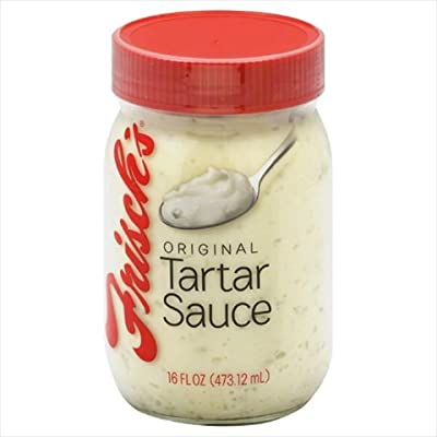 Frischs Frischs Original Tartar Sauce, 16 Oz, Pack Of 12