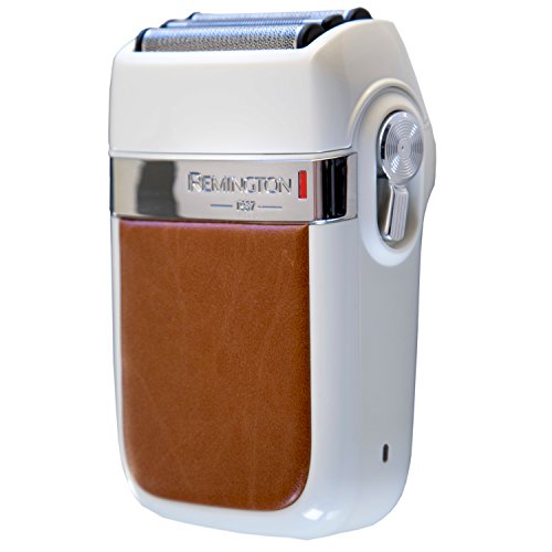 Remington HF9100 Heritage Series Shaver, Brown Review
