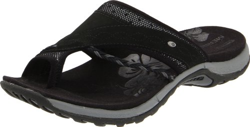 Merrell Women's Hollyleaf Sandal,Black,8 M US
