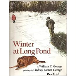 Book Winter at Long Pond