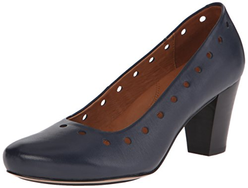 Gentle Souls Womens Reno Dress Pump Navy HGNH4RfSW
