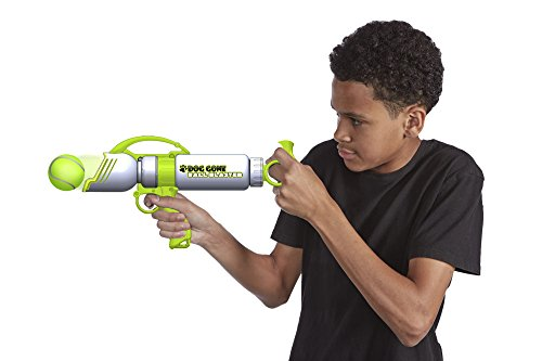 Chick Gone Green - Marshmallow Fun Company Dog Gone Ball Blaster Tennis Ball Launcher