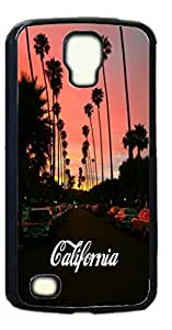 Heartcase Hard Case for Samsung Galaxy S4 Active (I9295 Water Resistant Version) ( California Funny ) Not for S4 I9500 by mcsharks