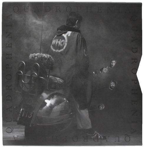 CD : The Who - Quadrophenia: The Director's Cut (With DVD, Deluxe Edition, Director's Cut / Edition, Oversize Item Split, 6 Disc)