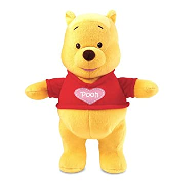 Mattel T2828-0 Disney Winnie the Pooh - Peluche de Winnie the Pooh: Te