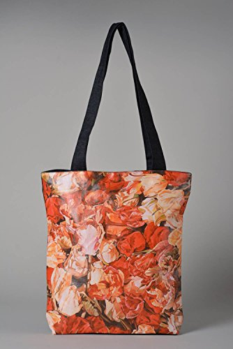 Madeheart Denim Bag With Strap Accessory Handmade Womens Original Gift