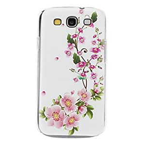 get Flowers of Spring Pattern Hard Case for Samsung Galaxy S3 I9300