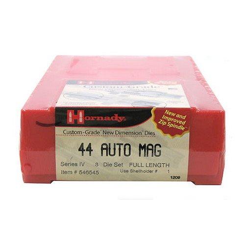 Hornady 546545 Series Iv Specialty Die Set, 44 Auto Mag - 3 Die Mag