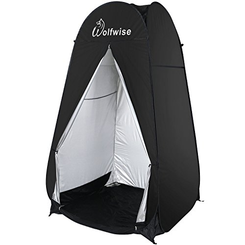 WolfWise Upgrade 6.25Ft Instant Pop-Up Privacy Tent  sc 1 st  Hiking Gear Store & Upgrade 6.25Ft Instant Pop-Up Privacy Tent