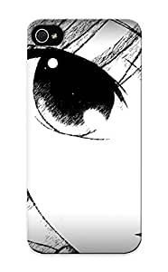 Dbpdku-6651-mjkdbuv Cover Case - Anime Angel Beats Kanade Tachibana Protective Case Compatibel With Iphone 5/5s