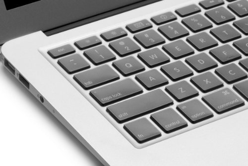 UPPERCASE Premium Keyboard Protector for MacBook Air 13, 2010 or newer(UPP-PKBC-A13)