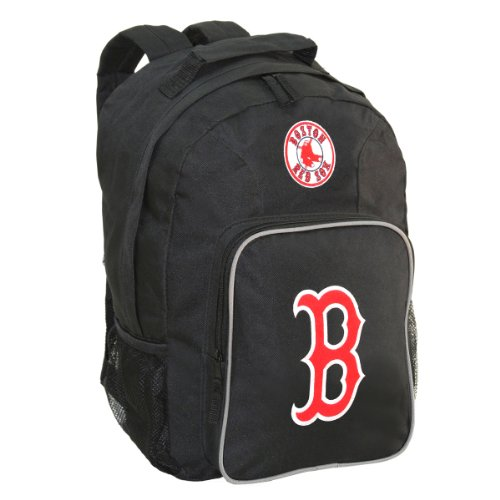 MLB Boston Red Sox SouthPaw Backpack, - Sox Backpack Boston Red