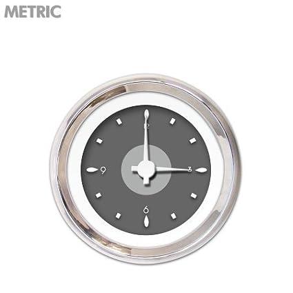 Aurora Instruments GAR213ZMXOABAD Deco XT Gray Clock Gauge
