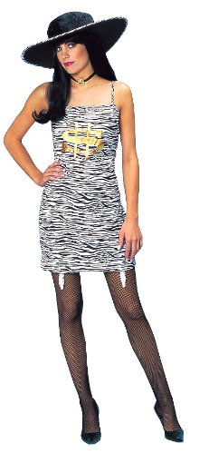 Adult Miss Money Pimp Costume - Adult -