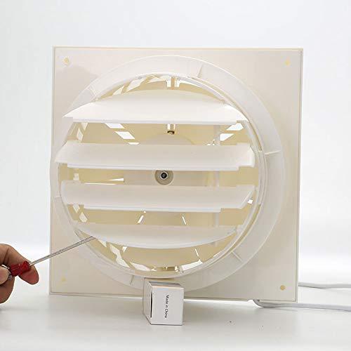 Moolo Ventilation Fan, Square Household Bathroom Kitchen Exhaust Fan by Moolo (Image #4)