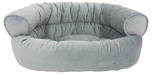 Arlee 59 40084bnl orthopedic dubbo micro velvet comfy couch pet bed pet bed cat beds and dog Comfy couch dog bed