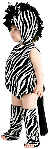 Princess Paradise Baby's Zaney Zebra, Black/White, 12 to 18 months - Zebra Costumes For Toddlers