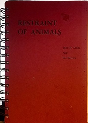 restraint of animals (Restraint Animal)