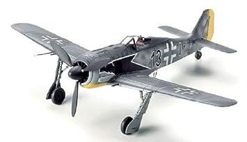 Tamiya 60766 - Maqueta Para Montar WB Focke-Wulf 190 A-3 ...