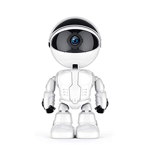 KuWFi Cloud Home Security IP Camera Robot Intelligent Auto Tracking Camera Wireless WiFi Baby Video Monitor Surveillance Camera 1080P