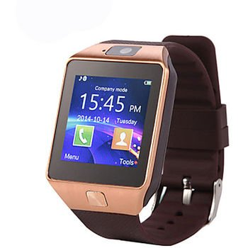 SMARTWATCH RELOJ INTELIGENTE U9 BT3.0 SIM DORADO: Amazon.es ...