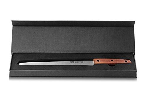 Cangshan W Series 60102 German Steel Bread Knife, 10.25'', Silver by Cangshan (Image #7)