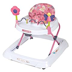The Emily Baby Trend Walker is designed for comfort and with your baby's needs in mind. The walker is a breeze to set up, clean and fold, and it's easy and fun for your baby to use. Along with the multi-directional wheels that offer freedom o...