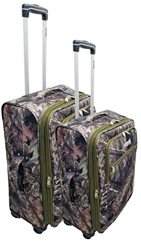 Mossy Oak Explorer Realtree Tactical Hunting Camo Heavy Duty Duffel Bag Luggage Travel Gear Outdoor Police Security