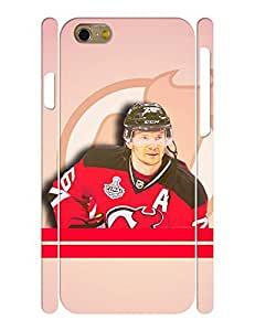 Fascinating Series Cell Phone Case Unique Men Ice Hockey Athlete Print Tough Case Cover for Iphone 6 (4.7) Inch (XBQ-0218T) wangjiang maoyi