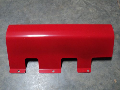 NEW Farmall Floor board PEDAL COVER ~ 140 130 Super A 100 A BN ~ Made in USA