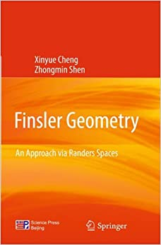 Book Finsler Geometry: An Approach via Randers Spaces