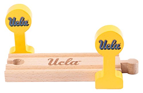 College Team Trains NCAA UCLA Bruins Kids Track & Signs, Small