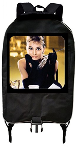 XL BACK PACK Breakfast At Tiffany's Audrey -