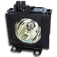 CTLAMP Projector ET-LAD55L Replacement Lamp with Housing for TH-D5500/TH-D5500L/TH-D5600/TH-D5600L/TH-DW5000/TH-DW5000L/PT-L5500/PT-L5600/PT-DW5000E Projector