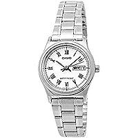 Relógio Feminino Analógico Casio LTP-V006D-7BUDF - Prata