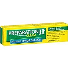Preparation H Hemorrhoidal cream with maximum strength pain relief - 26 ml