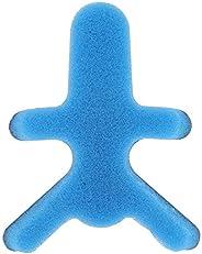 Finger Splint,3 Sizes Aluminium Toads Finger Splint Malleable Brace Finger Brace for Straightening or Support