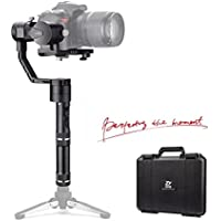 Zhiyun Crane (V2) 3-Axis Handheld Gimbal Stabilizer for Mirrorless Camera and DSLR up to 3.96lb, i.e. Canon M, Nikon J, Sony A7 and Panasonic Lumix
