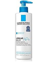 La Roche-Posay Lipikar Balm AP+ Intense Repair Body Cream, 13.52 Fl. Oz.