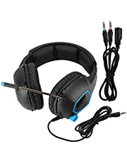 Wired Gaming Headset Gaming Headphone,Gaming Headset with Integrated Microphone with Noise Reduction Function Compatible with New Xbox one PS4 PC Laptop