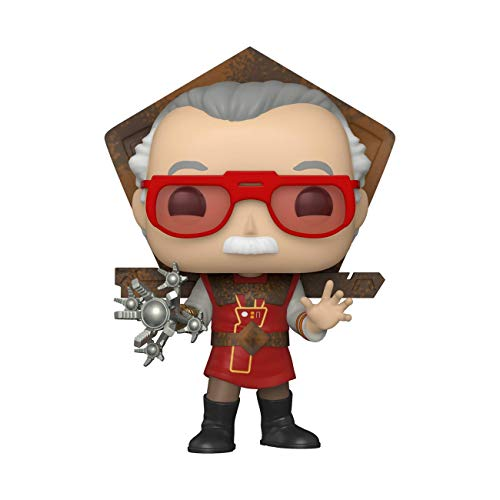 Pop! Icons Stan Lee in Ragnarok Outfit